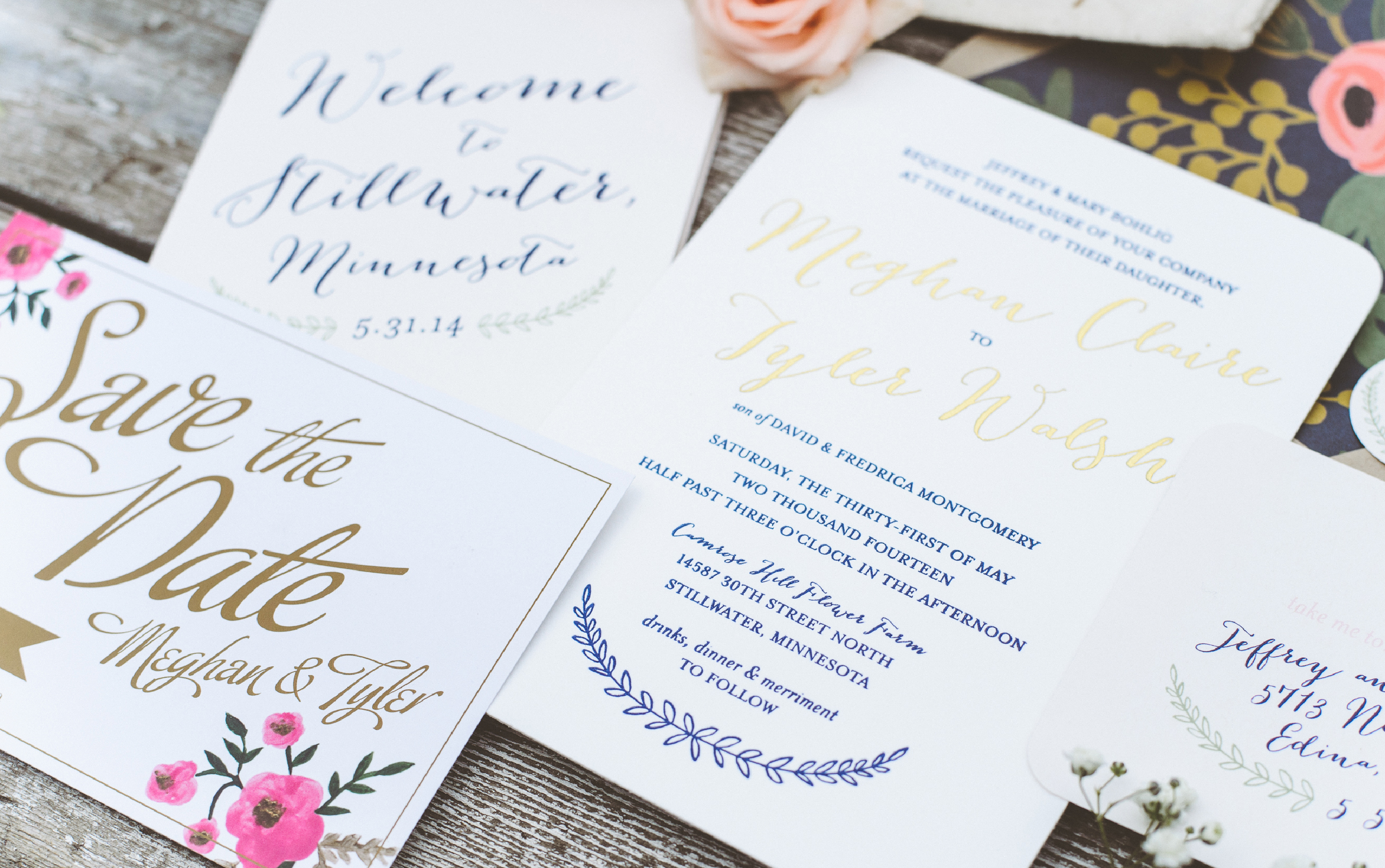 Wedding Invitations Accessories